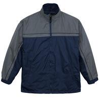 Kenpo Men's i5 Two-Tone Nylon Smart Jacket