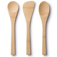 Bambu Mini Kitchen Basics Bamboo Utensils Set