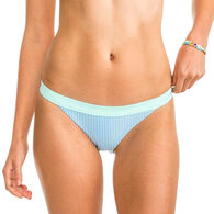 Southern Tide Women's Oceanside Seersucker Bikini Bottom