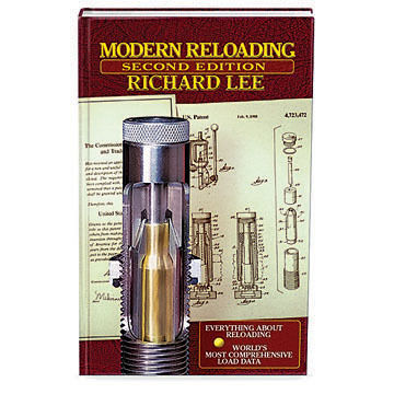 Lee Modern Reloading 2nd Edition by Richard Lee