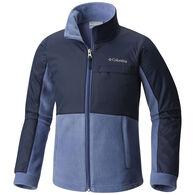 Columbia Girls' Benton Springs III Full-Zip Fleece Jacket