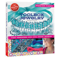 Klutz Toolbox Jewelry Craft Kit by Kaitlyn Nichols
