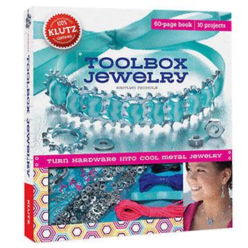 Klutz Toolbox Jewelry Craft Kit by Kaitlyn Nichols