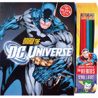 Klutz Draw the DC Universe Craft Kit by Kaitlyn Nichols