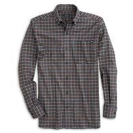 Fish Hippie Men's Aberdeen Flannel Long-Sleeve Shirt