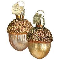 Old World Christmas Small Acorn Ornament