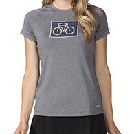 Terry Bicycles Women's Tech Short-Sleeve T-Shirt