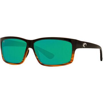 Costa Del Mar Cut Glass Lens Polarized Sunglasses