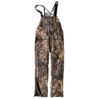 Carhartt Men's Quilt Lined Camo Bib Overall
