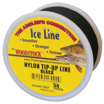 Woodstock Braided Nylon Tip-Up Ice Line