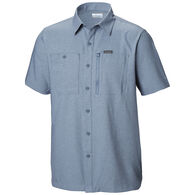 Columbia Men's Pilsner Peak III Short-Sleeve Shirt