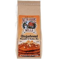 New Hope Mills Gingerbread Pancake & Cookie Mix, 24 oz.