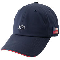 finest selection 2fd6f b0db6 Southern Tide Men s Skipjack Freedom Performance Hat