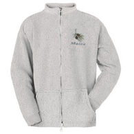 ESY Men's Pinecone Zip-Front Sweatshirt