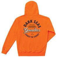 Grundens Men's Dark Seas Sea Level Hoodie