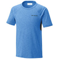 Columbia Boys' Silver Ridge II Short-Sleeve T-Shirt
