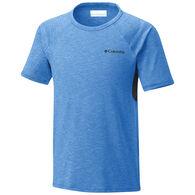 Columbia Boys' Silver Ridge II Short-Sleeve T-Shirt