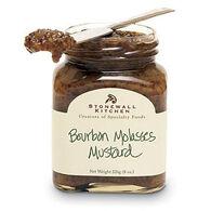 Stonewall Kitchen Bourbon Molasses Mustard 8 oz