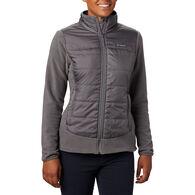 Columbia Women's Basin Butte Fleece Full-Zip Jacket