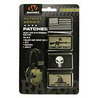Walker's Limited Edition Patriot Series Patch - 4 Pk.