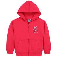 ESY Youth Full Zip Moose Hooded Sweatshirt