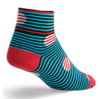 SockGuy Women's Lantern Bicycling Sock