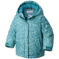 Columbia Toddler Girls' Horizon Ride Insulated Omni-Shield Jacket