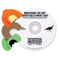 Primos Mastering the Art Turkey Mouth Call Pak