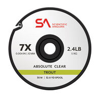 Scientific Anglers Absolute Trout Tippet - 30 Meters