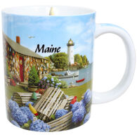 Cape Shore Maine Lobster Cove Shore Mug