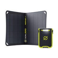 Goal Zero Nomad 10 + Venture 30 Solar Kit