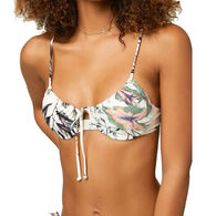 O'Neill Women's Avalon Aloha Floral Underwire Bikini Top