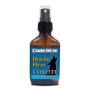 Code Blue Howlin' Heat Coyote Attractant