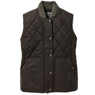 Filson Women's Quilted Field Vest