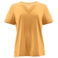 Aventura Women's Jules Short-Sleeve Top