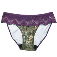Wilderness Dreams Women's ShapeShift Digital Camo Lace Pantie