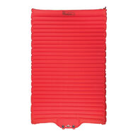NEMO Cosmo Insulated Long Double Inflatable Sleeping Pad w/ Integrated Foot Pump
