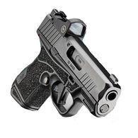 "Kimber R7 Mako OI 9mm 3.37"" 12/14-Round Pistol w/ 2 Magazines"