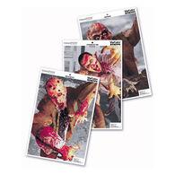Champion VisiColor Zombie Attack Target - 6 Pk.