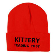 Broner Men's KTP Embroidered Insulated Knit Cuff Cap