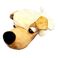 Diggers Mini FatHedz Dog Toy