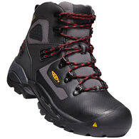 "Keen Men's St. Paul 6"" Waterproof Carbon-Fiber Toe Work Boot"