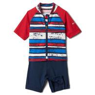 Columbia Infant Sandy Shores Sunguard Short-Sleeve Suit