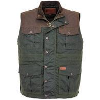 Outback Trading Men's Brant Oilskin Vest