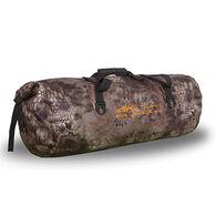 Grundens Gage 105 Liter Shackelton Camo Waterproof Duffel Bag