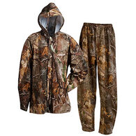 Onyx Men's PVC Camouflage Rainsuit