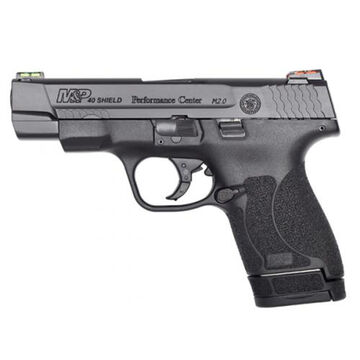 Smith & Wesson Performance Center M&P40 Shield M2.0 40 S&W 4 6-Round Pistol
