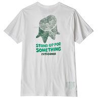 Patagonia Men's Stand Up Organic Cotton Short-Sleeve T-Shirt