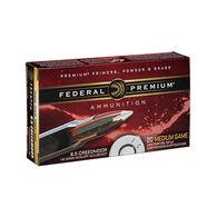Federal Premium 6.5 Creedmoor 140 Grain Nosler AccuBond Rifle Ammo (20)