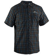 Grundens Men's Flybridge Short-Sleeve Shirt